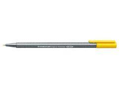 Liner Triplus 334, žlutá, 0,3mm, STAEDTLER