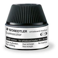 Náplň do popisovače na bílou tabuli Lumocolor, STAEDTLER , černá