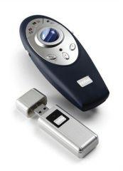 Dálkový ovladač P3, s laserovým ukazovátkem, bezdrátový, NOBO
