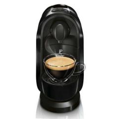 KávovarCafissimo Pure, černá, na kapsle, TCHIBO