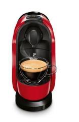 Kávovar Cafissimo Pure, na kapsle, červená, TCHIBO