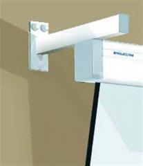 Distanční nosník pro projekční plátno, nástěnný, max. 55cm