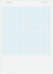 Blok do flipchartu, čtverečkovaný, 65x91cm, 5x20 str. ,balení 100 ks