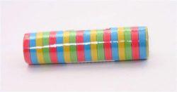 Serpentiny, papírové, 4/18, mix barev ,balení 4 ks