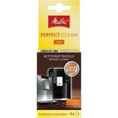Čistící tablety Perfect Clean pro automatické kávovary, 4 x 1,8 g, MELITTA