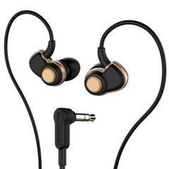 Sluchátka do uší PL30+, černo-zlatá, SOUNDMAGIC