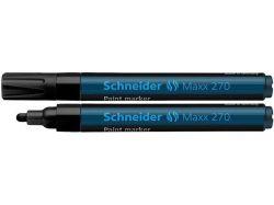 Permanentní lakový popisovač Maxx 270, černá, 1-3mm, SCHNEIDER