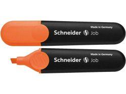 Zvýrazňovač Job 150, oranžová, 1-5mm, SCHNEIDER