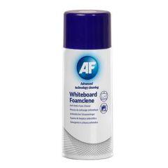 Čistící pěna na bílou tabuli, antistatická, 400 ml, AF