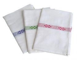 Utěrka, textilní, růžová