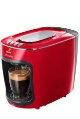 Kávovar Cafissimo Mini  Salsa Red, na kapsle, TCHIBO