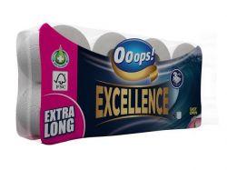 Toaletní papír Ooops! Excellence , 3vrstvý, 8 rolí ,balení 8 ks