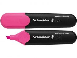 Zvýrazňovač Job 150, růžová, 1-5mm, SCHNEIDER