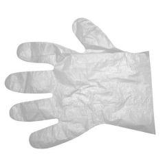 Jednorázové mikrotenové rukavice ,balení 100 ks