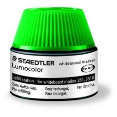 Náplň do popisovače na bílou tabuli Lumocolor, STAEDTLER , zelená