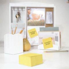Samolepicí bloček, žlutá, 76x76 mm, 450 listů, 3M POSTIT ,balení 450 ks