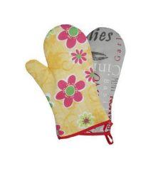 Kuchyňská rukavice, vzorovaná, 29 cm