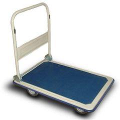 Ruční přepravní vozík, 300 kg, modro-bílý