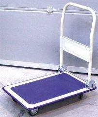 Ruční přepravní vozík, 150 kg, modro-bílý