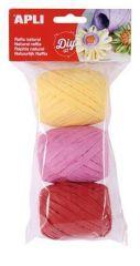 Lýko Kids, žlutá, růžová, červená, sada, APLI  ,balení 3 ks