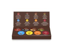 Kávové kapsle Cafissimo Collection, 8 ks, TCHIBO ,balení 8 ks