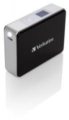 Přenosná baterie Power Pack, 5200 mAh, s LED indikátorem , VERBATIM