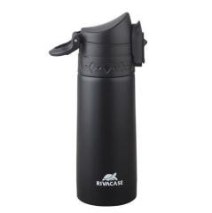 Cestovní termoska Vintgar, černá, 0,35 l, RIVACASE