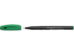 Liner  Topliner 967, zelená, 0,4mm, SCHNEIDER