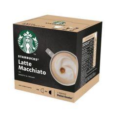 Kávové kapsle Latte Macchiato, 6+6ks, STARBUCKS by Dolce Gusto