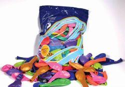 Balónky, 26 cm, mix barev ,balení 100 ks
