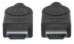 HDMI kabel, černá, 5 m, MANHATTAN