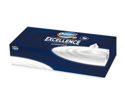 Papírové kapesníky v krabici Ooops! Excellence Lotioned, 4-vrstvé, 80 ks ,balení 80 ks