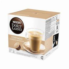 Kapsle do kávovaru, 16 ks, NESCAFÉ Dolce Gusto Cortado