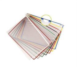Prezentační kapsa, mix barev, A4, PP, TARIFOLD ,balení 10 ks