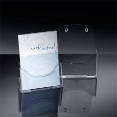 Držák na prospekty, stolní, A4, SIGEL