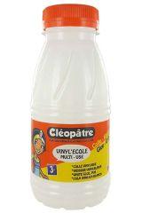 Bílé PVA lepidlo VINYLECOLE 250 g, CLEOPATRE