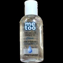 Dezinfekční gel na ruce CLASSIC, 66% alkoholu, 50ml, ME TOO