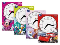 Dětské hodiny hranaté mix