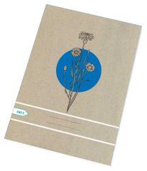 Sešity školní ECONOMY 40 listů - A4 / čistý / 440