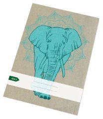 Sešity školní ECONOMY 20 listů - A4 / čtvereček / 425