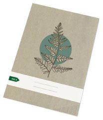 Sešity školní ECONOMY 40 listů - A4 / čtvereček / 445