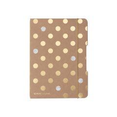 Sešit my.book flex - A5 / Pure Glam / 40 listů / tečkovaný