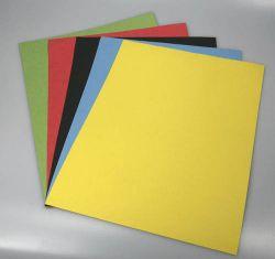 Barevný karton - A4 / 180 g / modrá