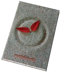 Kniha záznamní šitá Papírny Brno - A6 / čtvereček / 96 listů