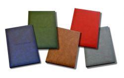 Denní záznamy vatované - A5 / mix barev