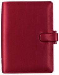Diář Filofax Metropol - formát A5 / červená