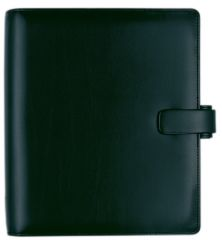 Diář Filofax Metropol - formát A5 / černá