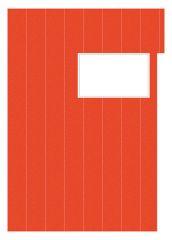 Studentský speciál - A4 / náplň červená - linka / 50 listů