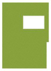 Studentský speciál - A4 / náplň zelená - čtverček / 50 listů