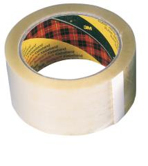 Balicí pásky - 48 mm x 66 m / transparentní